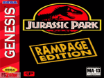 Jurassic Park - Rampage Edition