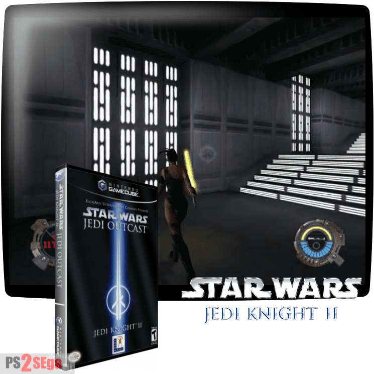 Star Wars — Jedi Knight II