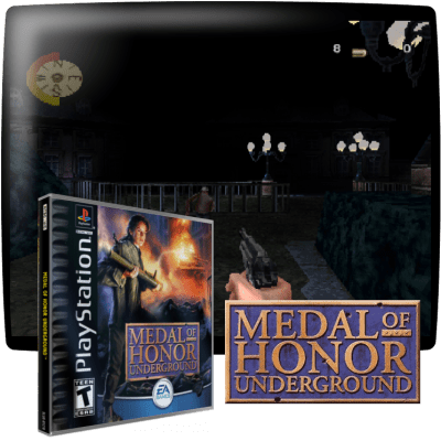 Medal of Honor — Underground
