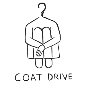 Annual coat drive — thank you!