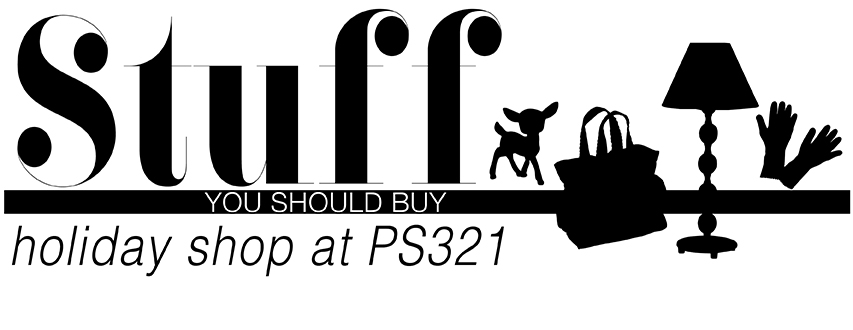 PS 321 Holiday Shop Splash Page