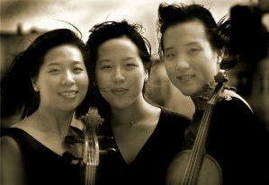 Neighborhood Classics Concert – The Lee Trio this Tuesday, Oct 6 at 7pm