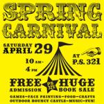 Spring Carnival: Help Us Make It Happen!