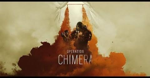 Tom Clancy's Rainbow Six Осада — Outbreak