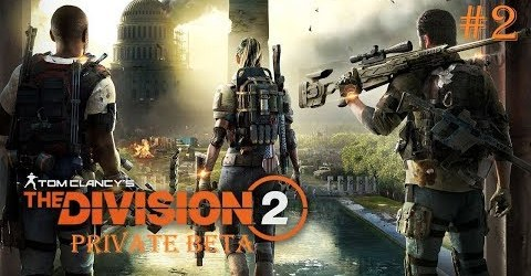 СПАСЕНИЕ ЭЛЕАНОР СОЙЕР ► Tom Clancy's The Division 2  ► PRIVATE BETA #2