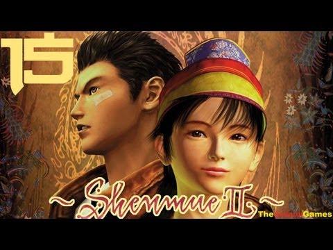 Best Games: Прохождение Shenmue 2 (HD) — Часть 15 (Ковлун)