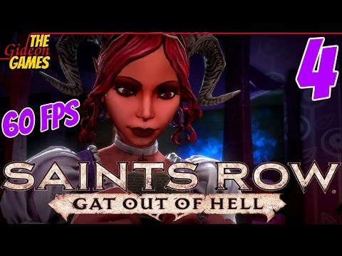Прохождение Saints Row: Gat out of Hell HDPC60fps — Часть 4 (Мюзикл Сатаны)