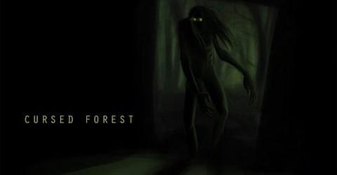 The Cursed Forest [Steam версия]- 1(Пробуждение и первое появление духа)