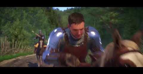Kingdom Come  Deliverance — Русский сюжетный трейлер игры 2018