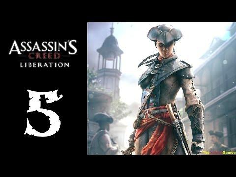 Прохождение Assassin's Creed: Liberation HD 100% Синхро. — Часть 5 (Истина в вине)