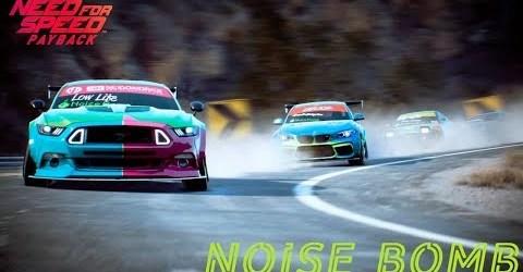 Прохождение Need for Speed Payback #19 шумовая бомба