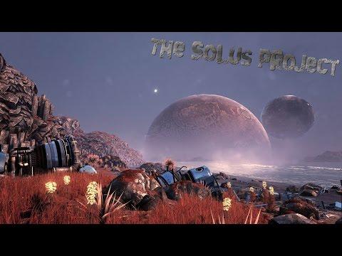 The Solus Project — 5[Пирамида Хищников и решение загадок]