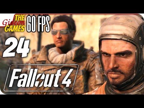 Прохождение Fallout 4 на Русском PС60fps — 24 (Танцы с Дансом)