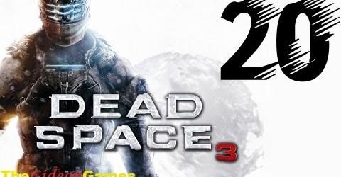 NEW: Прохождение Dead Space 3 —  Часть 20 (Собирая пазл)