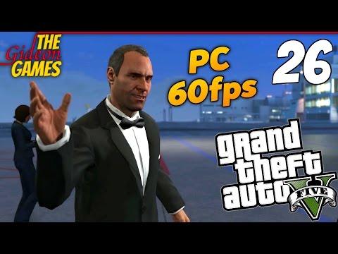 Прохождение GTA 5 с Русской озвучкой (Grand Theft Auto V)PС60fps — Часть 26 (Я — Тво будущее)