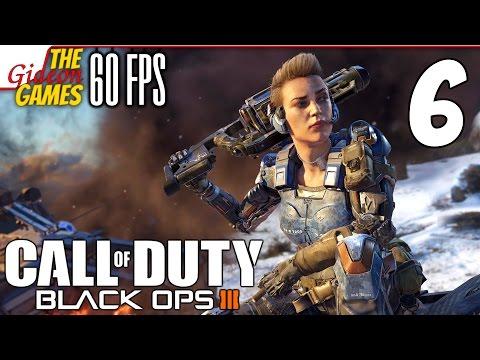 Прохождение Call of Duty: Black Ops 3 III на Русском PС60fps — 6 (С корочкой!)