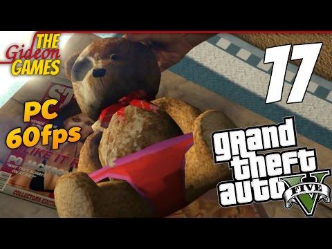 Прохождение GTA 5 с Русской озвучкой (Grand Theft Auto V)PС60fps — Часть 17 (Мистер Малина)