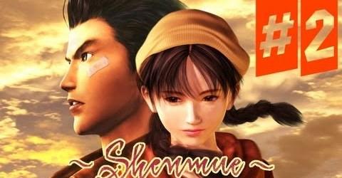 Best Games: Прохождение Shenmue — Часть 2 (Три лезвия)