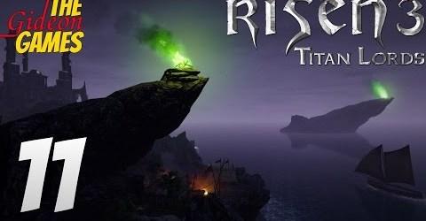 Прохождение Risen 3: Titan Lords HDPC — Часть 11 (Каладор)