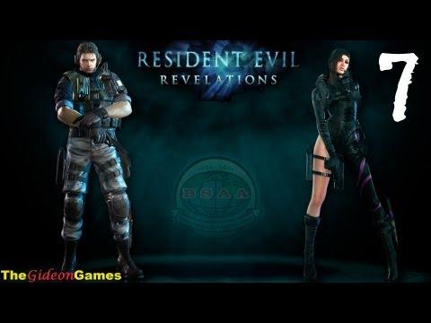 Прохождение Resident Evil: Revelations HD — 7 (Эпизод 4: «И снова кошмар»)