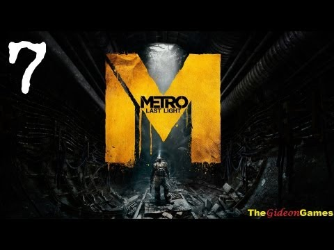 Прохождение Metro: Last Light (Метро 2033: Луч надежды) HDPC — Часть 7 (Красный Фюрер)