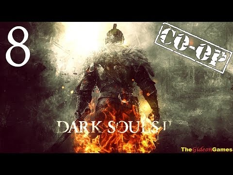 Прохождение Dark Souls 2 в Кооперативе HD — Часть 8 (Shortcut? Not so short!)