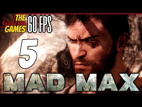 Прохождение Mad Max на Русском (Безумный Макс)PС60fps — 5 (Динки-Ди жив!)