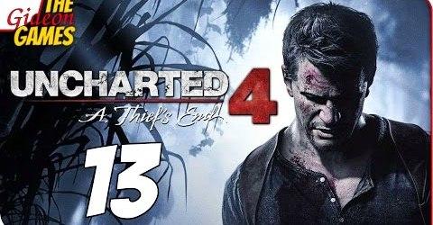 Прохождение Uncharted 4 на Русском  13 (Лучшие полчаса в жизни)
