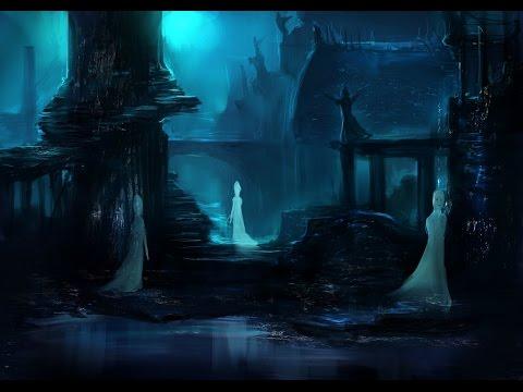 Dark Souls (прохождение) #75 — Руины нового лондо: спускаем воду. Босс 4 короля. 160301-1