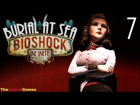 Прохождение Bioshock Infinite: Burial at Sea — Episode 2 DLC — Часть 7 (Победит сильнейший)