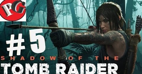 SHADOW of the TOMB RAIDER Прохождение