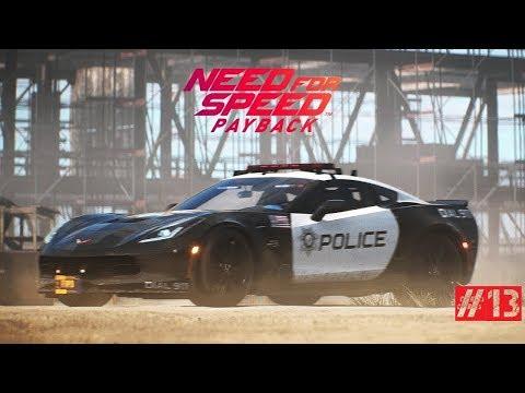 Прохождение Need for Speed Payback #13 подстава