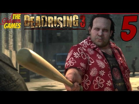 Прохождение Dead Rising 3: Apocalypse Edition на Русском [HD PC] — Часть 5 (А ты, блин, кто?)
