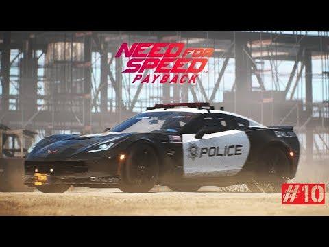 Прохождение Need for Speed Payback #10 Частный извоз