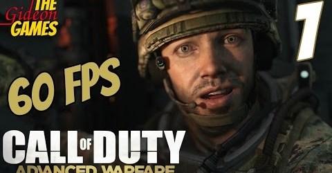Прохождение Call of Duty: Advanced Warfare [HD|PC|60fps] — Миссия 1: Боевое крещение (Утро в Сеуле)