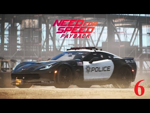 Прохождение Need for Speed Payback 6 серия ПОГОНЯ