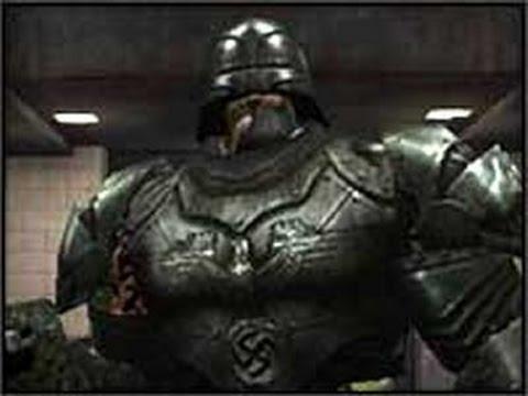 Wolfenstein: Return to Castle — Пенаты головы смерти. Супер-солдат.  Задание 5 часть 3