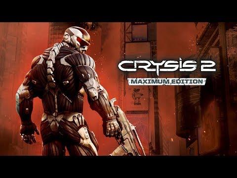 Crysis 2 — Начало