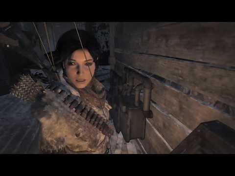 Rise of the Tomb Raider — Раскоп (все тайники и гробницы)