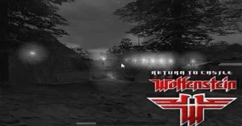 Wolfenstein: Return to Castle — Возвращение. Брамбургская плотина. Задание 6 часть 1