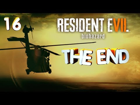 ФИНАЛ ► Resident Evil 7 Biohazard #16