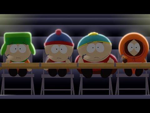 South Park: The Stick of Truth — Инопланетные анальные пытки. (Сауспарк — Палка истины) саус парк