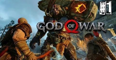 ПРОХОЖДЕНИЕ GOD OF WAR 4 (2018)  #1 ОТЕЦ И СЫН