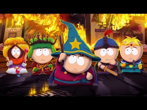 South Park: Палка истины — Начало. Чмо, люди, эльфы (The Stick of Truth)