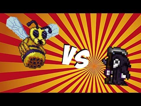 #3 Тактика на Королеву Пчёл!