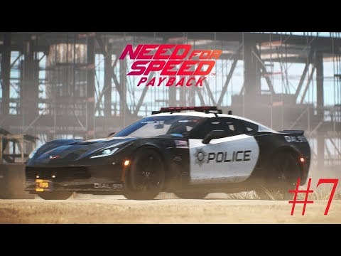Прохождение Need for Speed Payback 7 серия Drag Racing