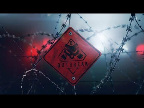 Tom Clancy's Rainbow Six Siege — Outbreak пандемия, дубль 2