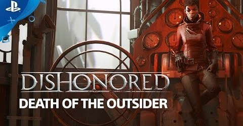 Dishonored: Death of the Outsider — По чернильному следу часть 2