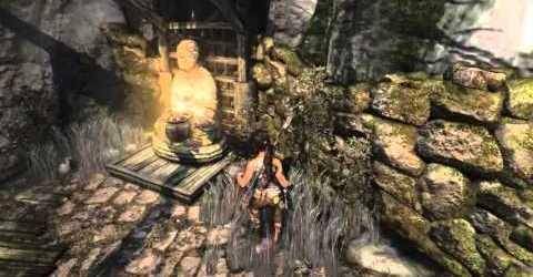 Tomb Raider (все секреты и тайники) — Горная деревня. 20160319-