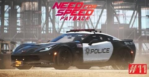 Прохождение Need for Speed Payback #11 Дрифт мастер
